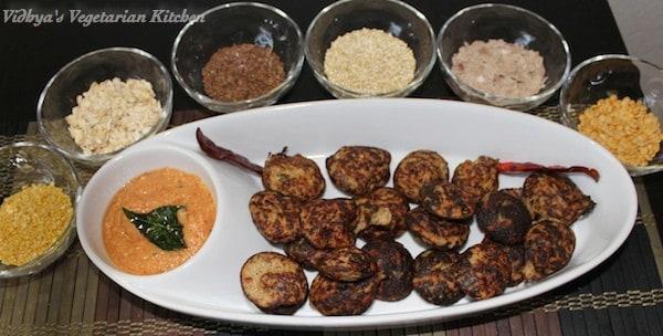 Multigrain Paniyaaram with Veggies – DFT