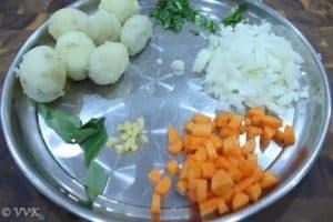 PoriMasalaIngredients