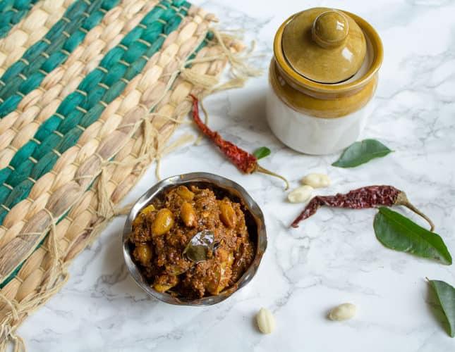 Tamarind Rice Paste | Puliodarai Gojju | Pulikaichal