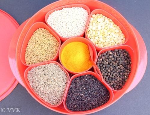 Seasoning | Tempering | Tadka | Thalipu