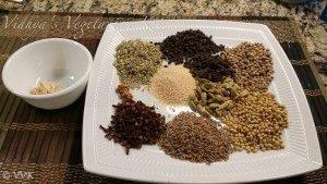 deepavalimarunduingredients
