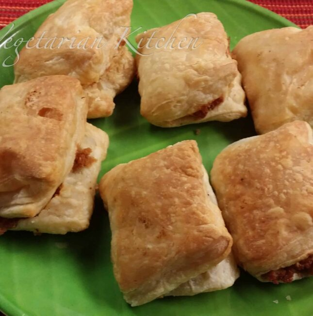 Coconut Sweet Puffs