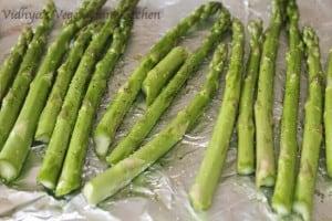 AsparagusWithOil
