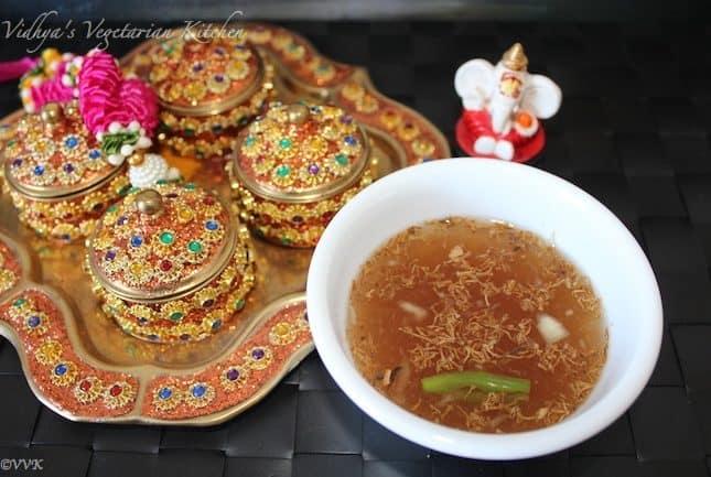 Bevu Bella / Ugadi Pachadi – Karnataka Special