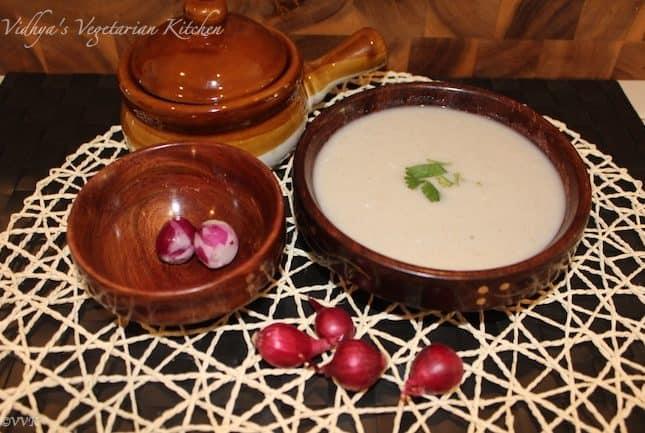 Pearl Millet Gruel / Kambu Koozh