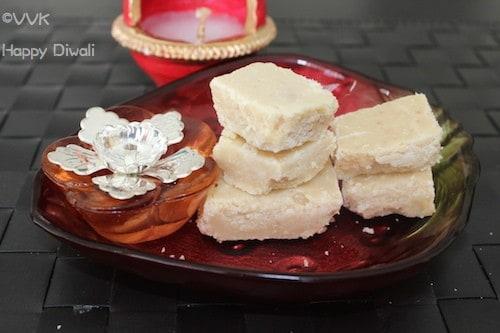 Homemade Kaju Katli | Cashew Fudge