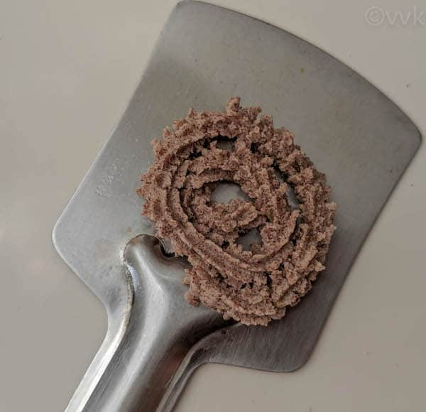 pressed murukku