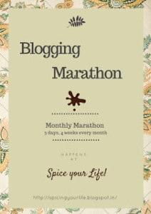 Blogging Marathon banner