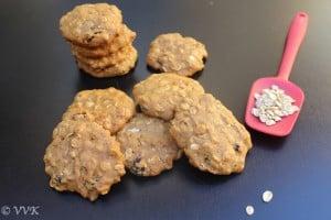 OatsRaisinscookies