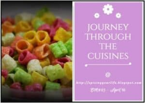 Journey Through the Cuisines banner