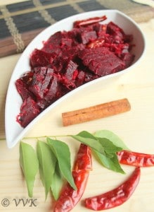 BeetRootPoriyal
