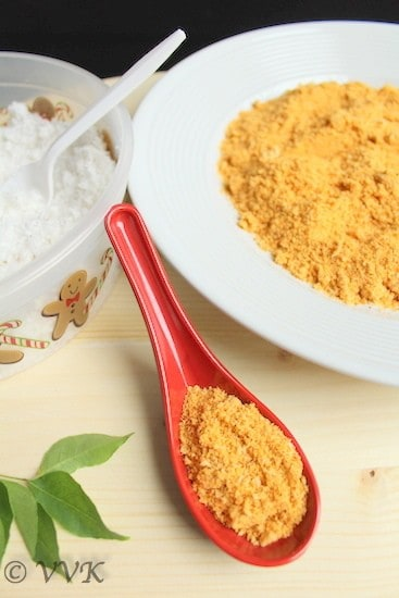 Coconut Powder | Thengai Podi