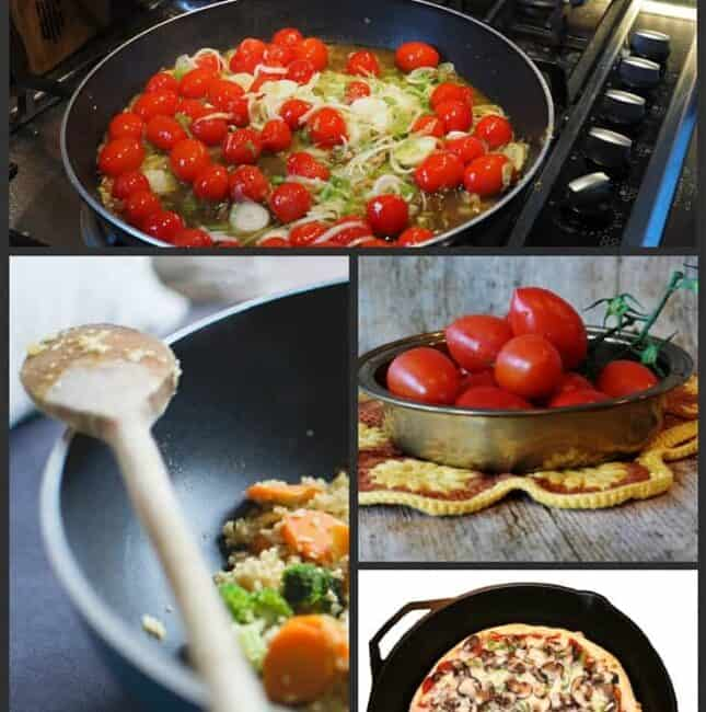 How to get awesome results with the right cookware for your vegetarian meals?