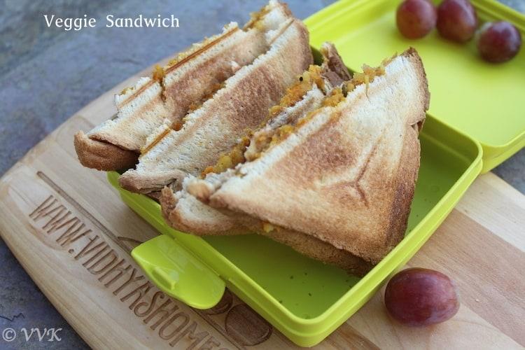 VeggieSandwichFeature