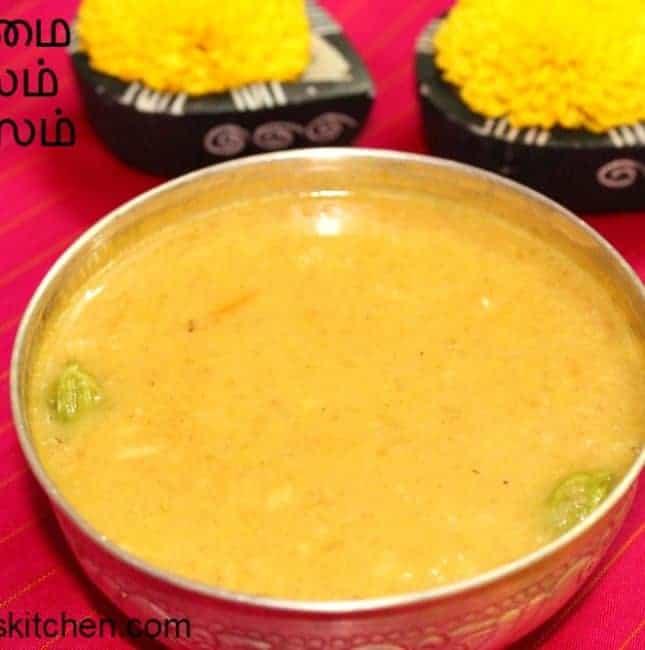 Godhumai Payasam | Broken Wheat Kheer – Guest Post From Swapna