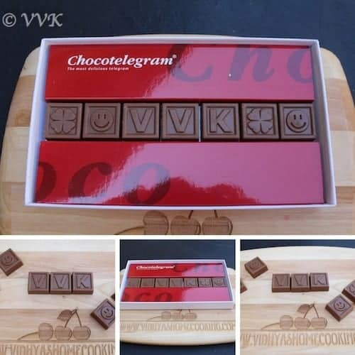 Let Chocolate do the Talking | Product Review | Giveaway