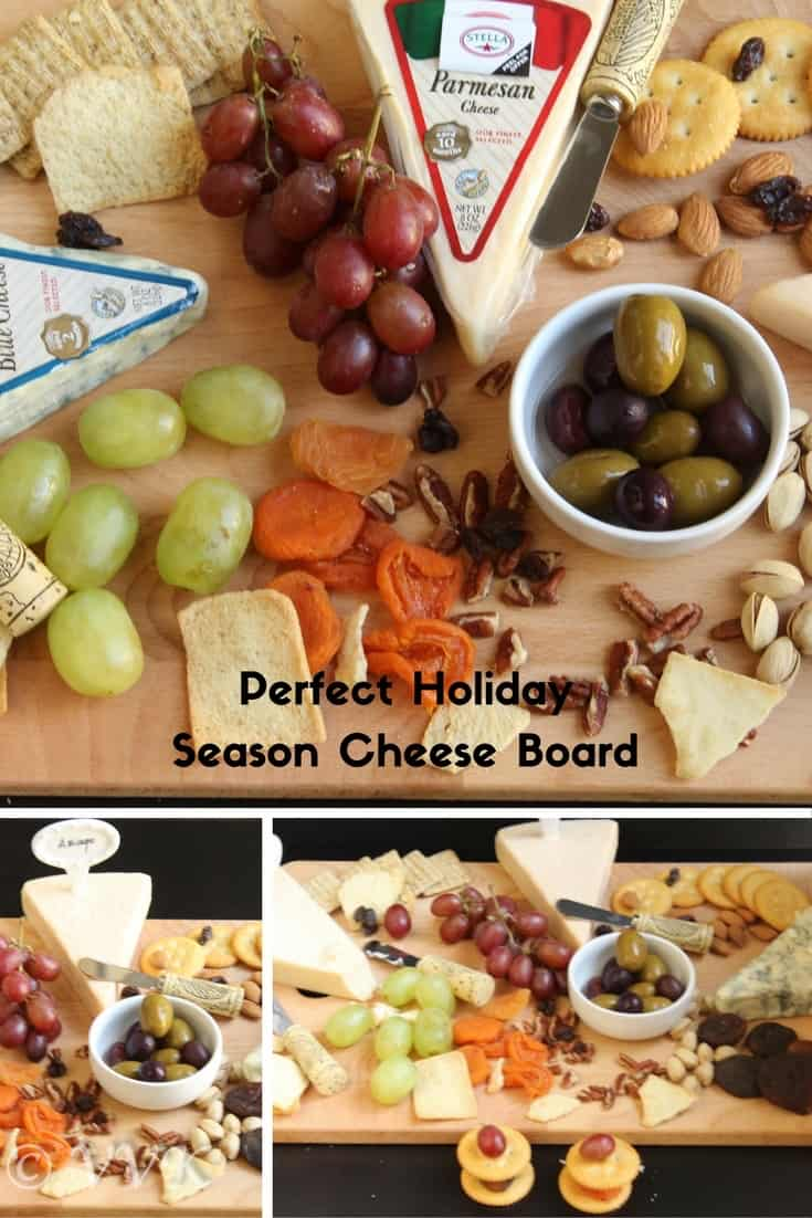 perfect-holiday-season-cheese-board