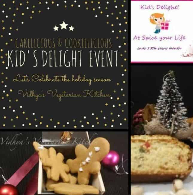 Hosting Kid's Delight Event | Cakes and Cookies