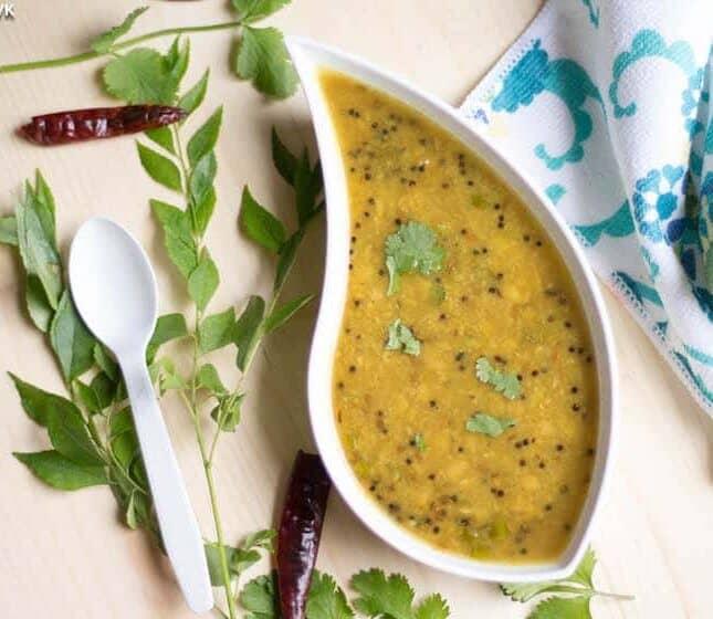 Instant Pot Amti Dal | Maharashtrian Style Dal
