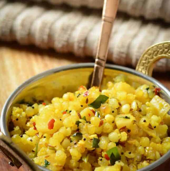 Sabudana Khichdi | Guest Post by Spice India Online