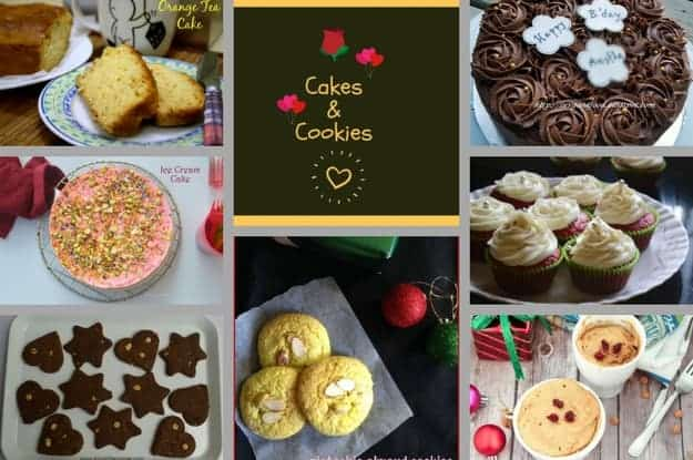 Roundup of Kid's Delight Event | Cakes and Cookies