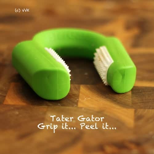 Tater Gator – Vegetable Gripper | Product Review