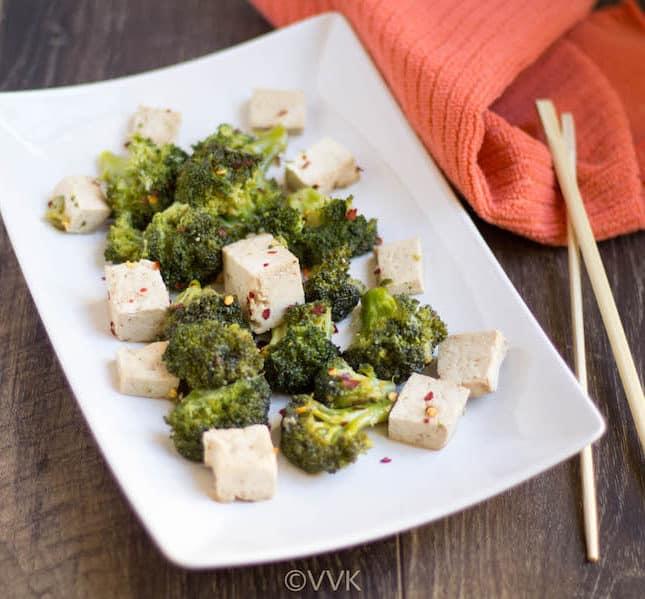 Instant Pot Broccoli Tofu Stir Fry