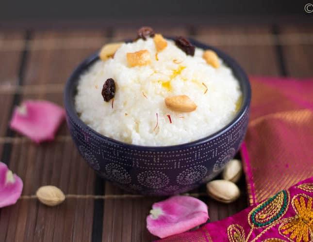 Instant Pot Kalkandu Pongal