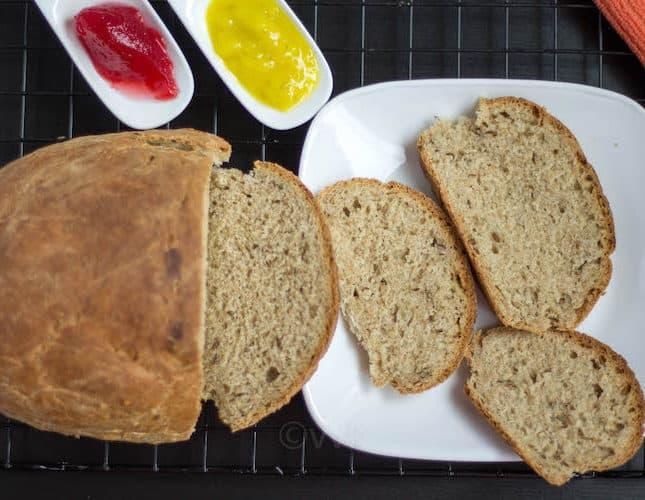 Russian Rye Bread | Rizhsky-Khleb