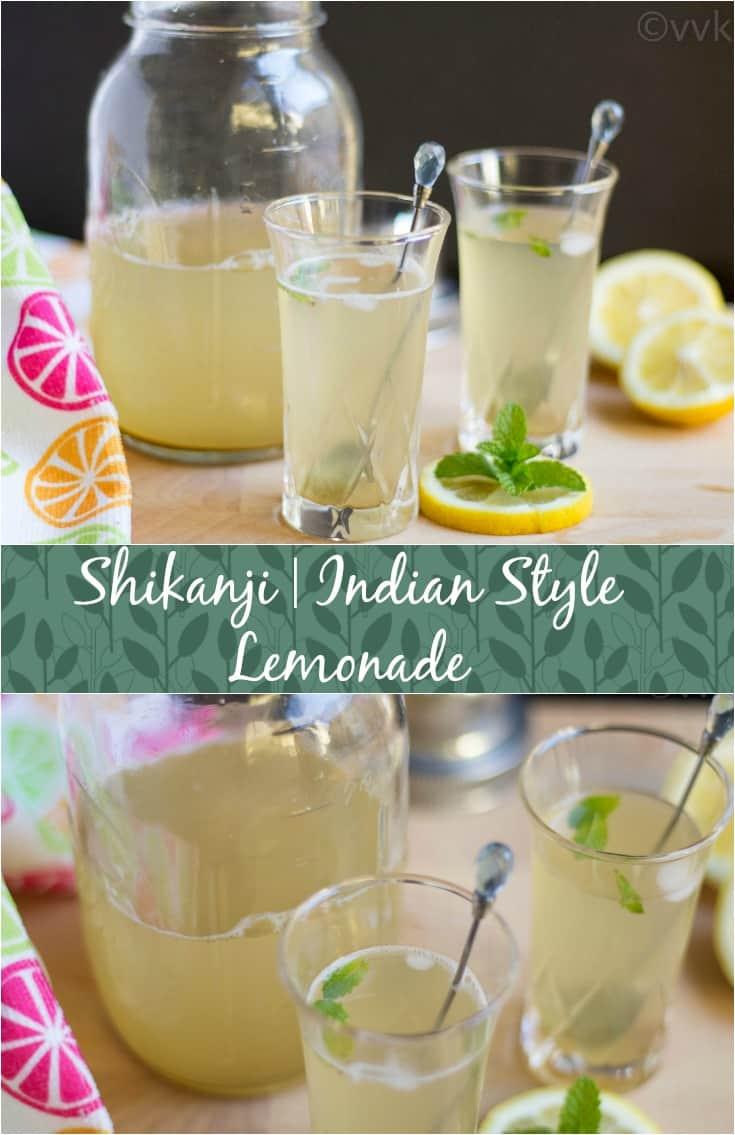 IndianLemonade Shikanji