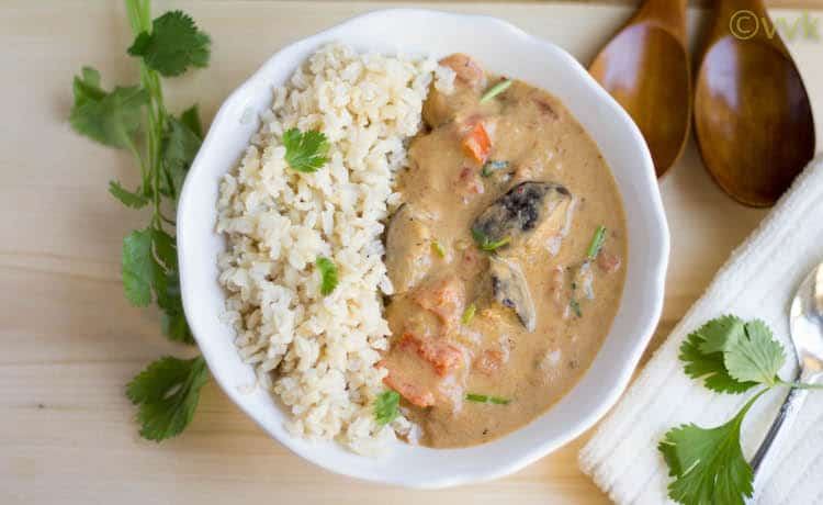 Vegan Brazilian Curry