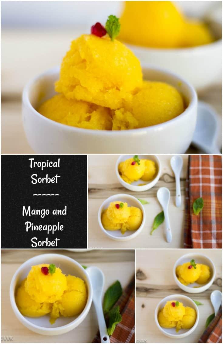 MangoPineappleSorbet