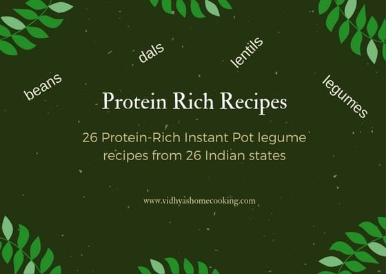 Welcoming September with Protein Rich Recipes