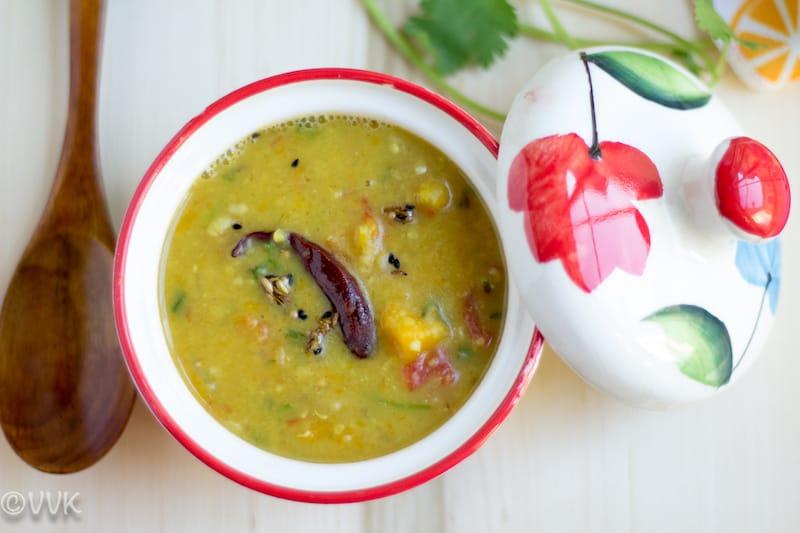 Instant Pot Dalma - Oriya Special Dalma Recipe
