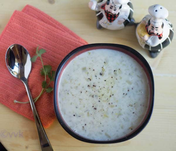 crockpot celery soup