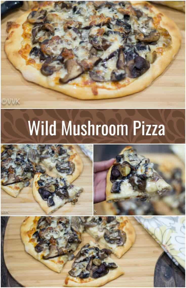 WildMushroomPizza