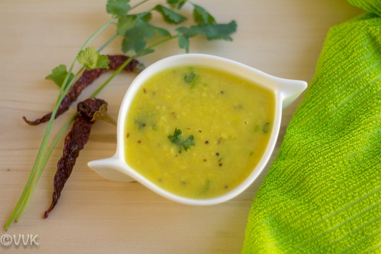 Dalithoy | Konkani Dal Recipe