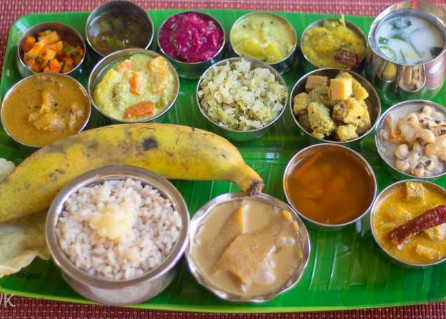 Onam Sadya | Kerala Sadya Thali