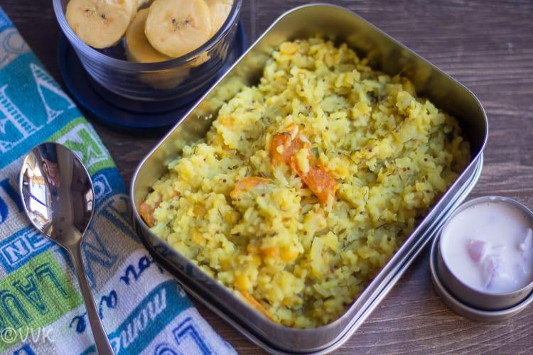Instant Pot Dill Dal Kichadi