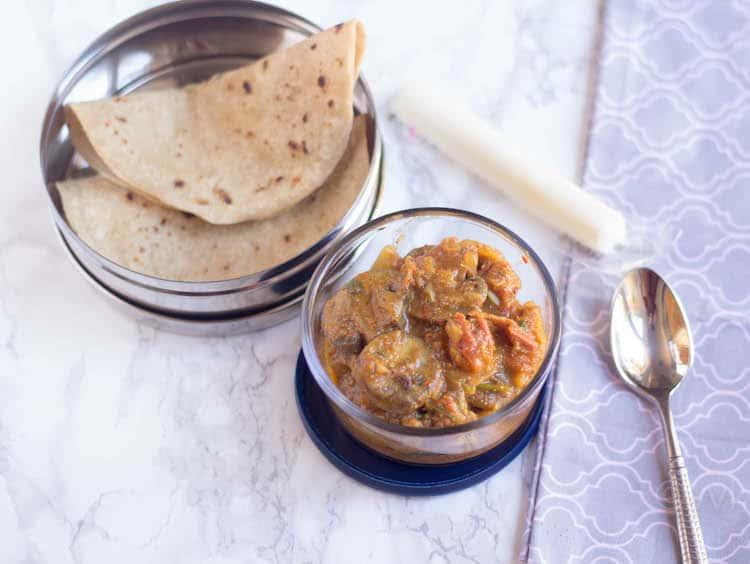 Xacuti Goan Mushroom Xacuti Vegetarian Shakuti