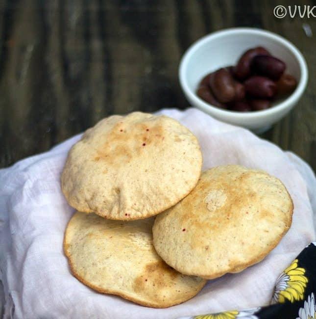 Rotimatic Pita Bread