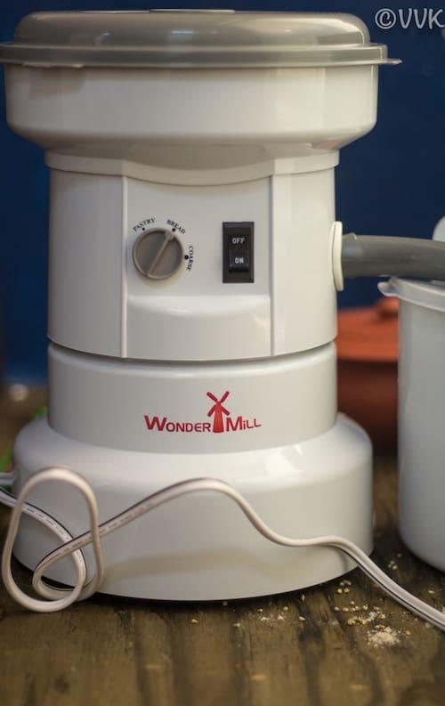 wondermill grinder