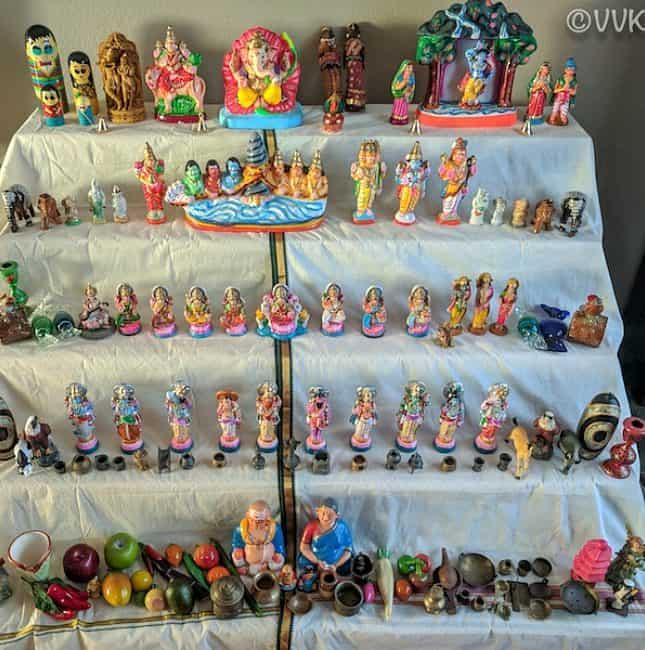Golu | Bommai Kolu | The Navratri Festival