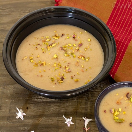 Mixed Nuts Kheer | Vegan Kheer Recipes