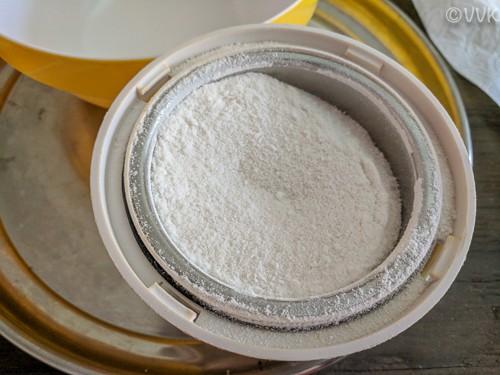 rice flour for Azhagar Kovil Dosai