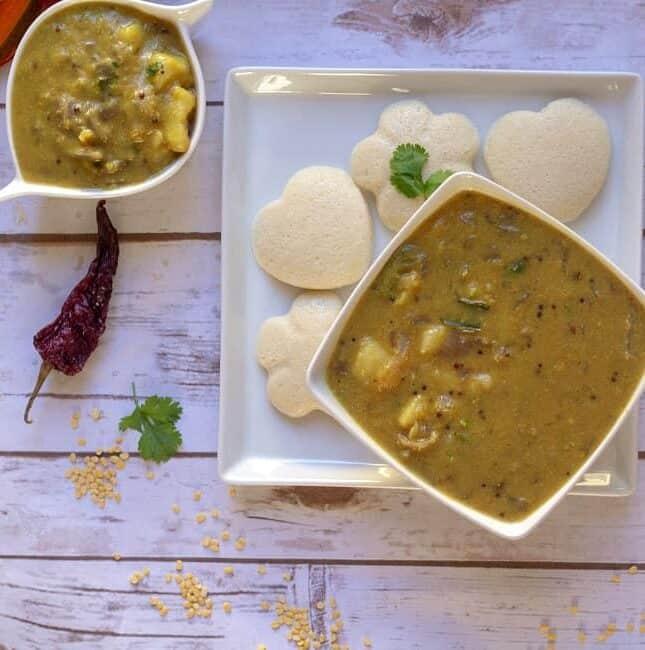 Instant Pot Kadappa | Kumbakonam Kadappa