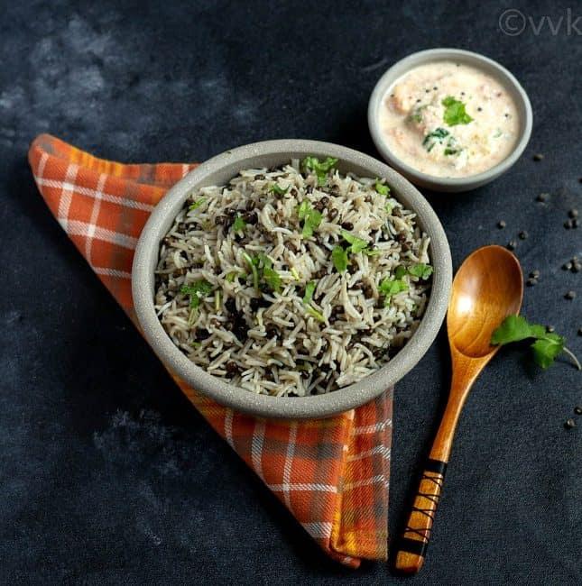 ulutham soru in a white ceramic bowl