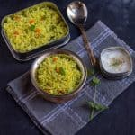 sattvic veg pulav recipe