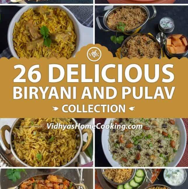biryani pulao roundup