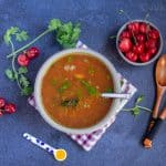 easy cherry rasam recipe
